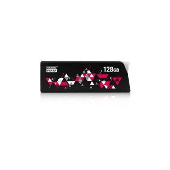 Памет 128GB USB Flash Drive, Goodram UCL3, USB 3.0, черна image
