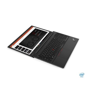 "Лаптоп Lenovo ThinkPad Edge E15 (20RD001CBM/3), четириядрен Comet Lake Intel Core i5-10210U 1.6/4.2 GHz, 15.6"" (39.62 cm) Full HD Anti-Glare Display, (HDMI), 16GB DDR4, 512GB SSD, 1x USB 3.1 Type-C, Windows 10 Pro image"