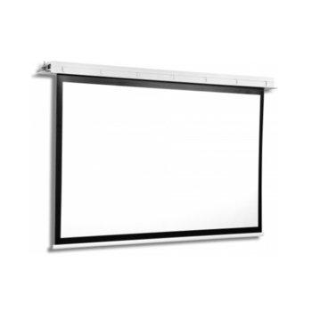 Екран Avers CONTOUR 35-20 MW BB, за стена/таван, Matt White, 3500 x 2230 мм, 16:10 image