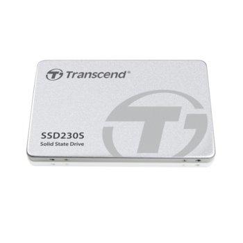 """Памет SSD 2TB Transcend SSD230S, SATA 6 Gb/s, 2.5""""(6.35 cm), скорост на четене 560MB/s, скорост на запис 520MB/s image"""