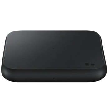 Безжично зарядно устройство Samsung Wireless Charger Pad EP-P1300BBEGEU, 9W, USB Type C, черно image