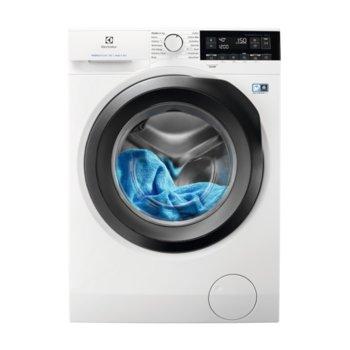 Пералня със сушилня Electrolux EW7W369S, клас C, 9 кг. капацитет пералня/6 кг. капацитет сушилня, 1600 оборота в минута, 15 програми, 60 cm. ширина, бяла image