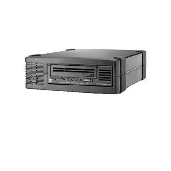 Aрхивиращo устройствo HP StoreEver E7W40A, LTO-5 Ultrium 3000 SAS External Tape Drive + 5 (C7975A) Media/Tvlite image