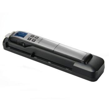 Преносим скенер Avision MiWand 2L PRO Silver + докинг станция, 900dpi, A4, ADF, mini USB 2.0 image