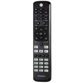Дистанционно Thomson ROC1128PHIL, съвместимо с всички Philips телевизори, функция SIMPLE mode, луминесцентни бутони, черно image