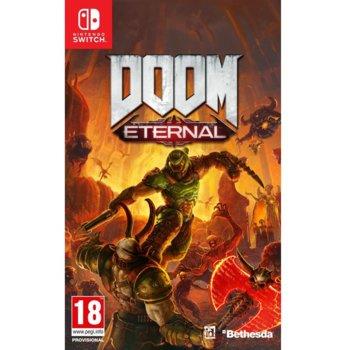 DOOM Eternal Nintendo Switch product
