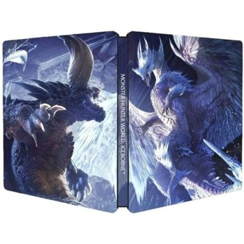 Игра за конзола Monster Hunter World: Iceborne - Steelbook Edition, за Xbox One image
