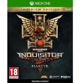 Игра за конзола Warhammer 40,000 Inquisitor Martyr Imperium Edition, за Xbox One  image