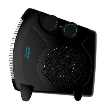 Вентилаторна печка Cecotec Ready Warm 9700 Force Dual, 2000 W, 3 режима на работа, черен image