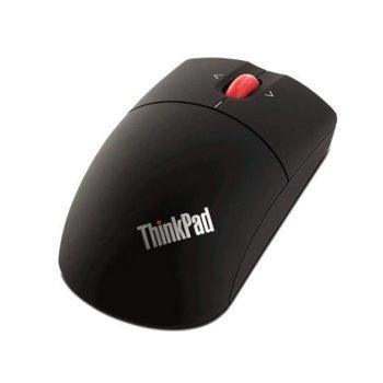 Мишка Lenovo ThinkPad, лазерна, 1200 dpi, черна, Bluetooth, без батерии image