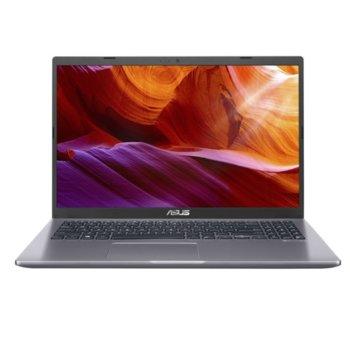 "Лаптоп Asus M509DA-EJ371 (90NB0P52-M08580)(сив), двуядрен Zen 2 AMD Ryzen 3 3250U 2.6/3.5GHz, 15.6"" (39.62 cm) Full HD Anti-Glare Display, (HDMI), 8GB DDR4, 512GB SSD, USB 3.2 Type C, No OS, 1.9 см image"
