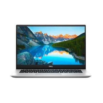 "Лаптоп Dell Inspiron 5490 (DI5490I54G512GBMX230_UBU-14)(сребрист), четириядрен Comet Lake Intel Core i5-10210U 1.6/4.2 GHz, 14.0"" (35.56 cm) Full HD Anti-Glare Display & GF MX230 2GB, (HDMI), 4GB DDR4, 512GB SSD, 1x USB 3.1 Type C, Linux image"