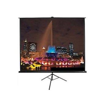 """Екран Elite Screens Tripod, 113"""" (287.02 cm), на стойка, 2 г. гаранция image"""