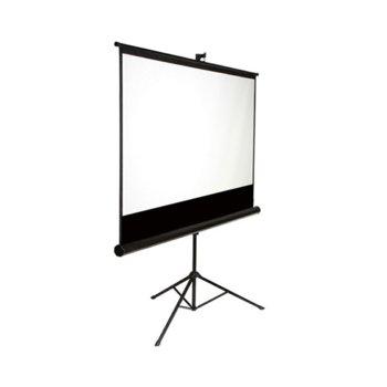 Екран Privileg Compact 90, преносим сгъваем трипод, 2000x1130 мм, 16:9 image