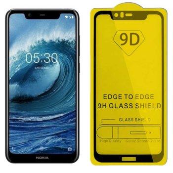 Протектор от закалено стъкло /Tempered Glass/ 3D за Nokia 3.1 image