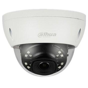 IP камера mini-bullet IPC-HFW4631T-ASE-0360B, куполна камера, 2Mpx(1920x1080/50fps), H.265+/H.265/H.264+/H.264, 3.6mm обектив, IR осветление (до 30 m), RJ-45, MicroSD слот, 1x вход за микрофон, IP67, IK10 външна, вандалоустойчива, водоустойчива image