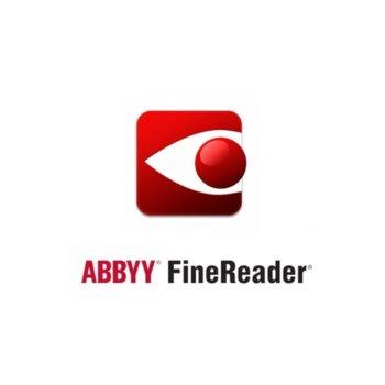 Софтуер ABBYY FineReader 15 Standard, Volume License (Remote User), лиценз за 1 година, за 5-10 потребителя, Software Maintenance image