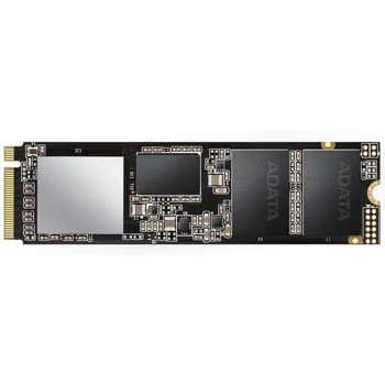 Памет SSD 2TB A-Data SX8200 Pro, PCIe NVMe, M.2 (2280), скорост на четене 3500MB/s, скорост на запис 3000MB/s image