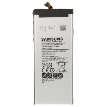 Батерия (оригинална) Samsung EB-BN920ABE за Galaxy Note 5, 3000mAh/4.4V image