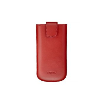 NOKIA CP-593 CARRYING CASE RED product