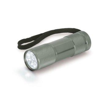 Фенер OEM, 9 LED светлини, сив image