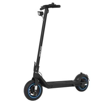 Електрически скутер Neoline T26, до 25км/ч, 40км макс. пробег, алуминиева рамка, механичен звънец, сгъващ механизъм, 350W, черен image