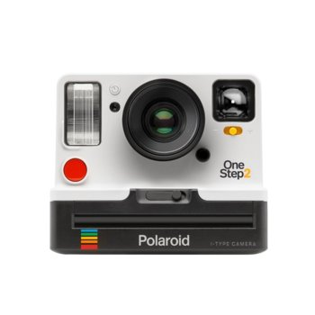 Фотоапарат Polaroid OneStep Viewfinder White, Micro USB port, бял image