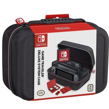 Чанта за конзола Big Ben Travel Case, за Nintendo Switch, черен image