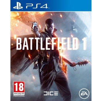 Игра за конзола Battlefield 1, за PS4 image
