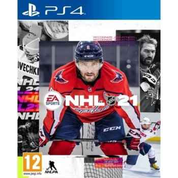 NHL 21 PS4 product