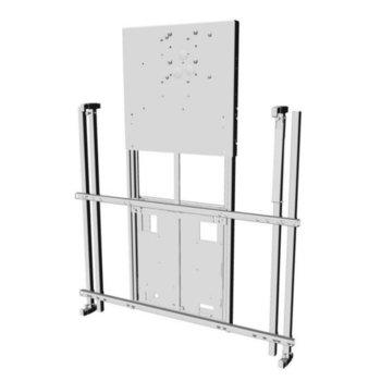 Мобилна стойка Triumph board IWB-STAND-LiftBox за интерактивни дъски и LED монитори с LiftBox механизъм, до 70 кг натоварване, 1042 x 556 x 76 image