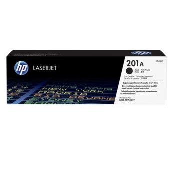 HP 201A Black Original LaserJet Toner product