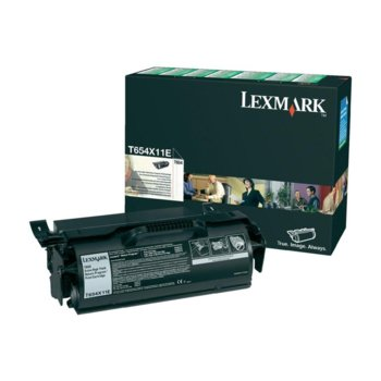 Laser Toner Lexmark for T654 - Extra High 36 000 p product