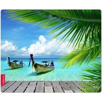Подложка за мишка SpeedLink SL-6242-PARADISE, различни цветове, 190 x 230 x 1.5 mm image