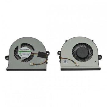 Вентилатор за Acer TravelMate P246, P246-M, P246-MG, P249-M, P258-M, 3pin, 5V - 2.50W image