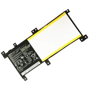 Батерия (оригинална) за лаптоп Asus, съвместима с Asus Vivobook F556UV/F556UQ/F556UR/X556UB/X556UQ/X556UR/X556UV/C21N1509, 7.6V, 5000mAh image