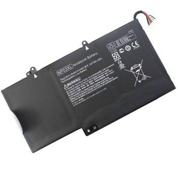 Батерия (заместител) за лаптоп HP ENVY, съвместима с модели X360 15 15T Pavilion X360 13 NP03XL, 11.1V 3900mAh image