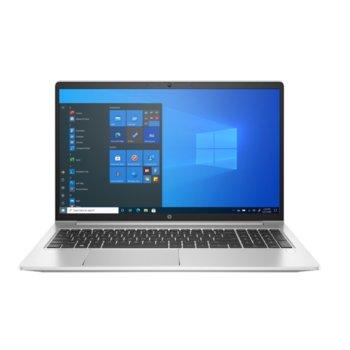 "Лаптоп HP ProBook 450 G8 (2X7X4EA)(сребрист), четириядрен Tiger Lake Intel Core i5-1135G7 4.20 GHz, 15.6"" (39.62 cm) Full HD IPS Anti-Glare Display, (HDMI), 8GB DDR4, 512GB SSD, 1x USB 3.1 Type-C, No OS image"