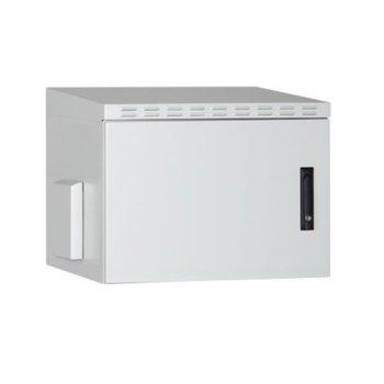 """Комуникационен шкаф Lande LN-SBO-IP55-09U6045-LG, 19"""" (48.26 cm), 9U, 600 x 450mm, външен (IP55), бял image"""