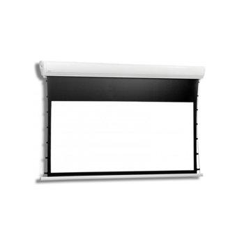 Екран Avers AKUSTRATUS 2 TENSION 18-10 MW BT , за стена/таван, Matt White, 2060 x 1460 мм, 16:9 image