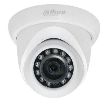 IP камера Dahua IPC-HDW4421MP-0360B, куполна, 4 Mpix(2688x1520@25FPS), 3.6mm обектив, H.265+/H.265/H.264+/H.264, H.265+/H.265/H.264+/H.264, външна IP67, PoE, RJ-45, image