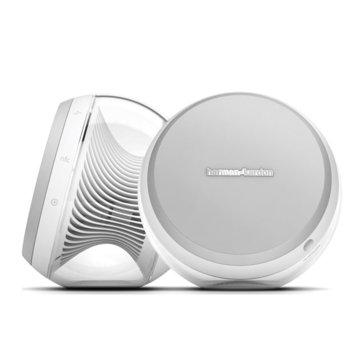 Тонколона Harman Kardon Nova, 2.0, 80W, 3.5mm jack, Bluetooth/NFC, бяла image