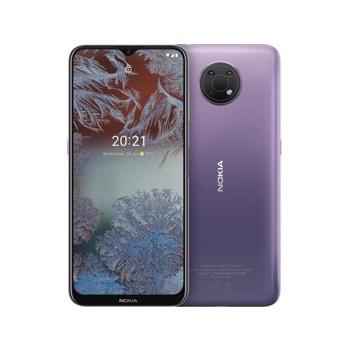 "Смартфон Nokia G10 (лилав), поддържа 2 sim карти, 6.52"" (16.56 cm) IPS дисплей, осемядрен Helio G25 2.0 GHz, 3GB RAM, 32GB Flash памет (+ microSD слот), 13.0 + 2.0 + 2.0 & 8.0 Mpix камера, Android, 194 g image"