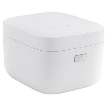 Мултифункционален уред за готвене Xiaomi Mi Induction Heating Rice Cooker, 1100W, 3 л., Wi-Fi, бял image