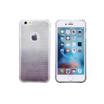 Страничен протектор с гръб Remax, TPU материал, за Apple iPhone 6 Plus и iPhone 6S Plus, лилав image