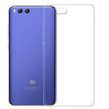 Калъф Xiaomi Mi6, страничен протектор с гръб, термополиуретан, Devia Naked, прозрачен image