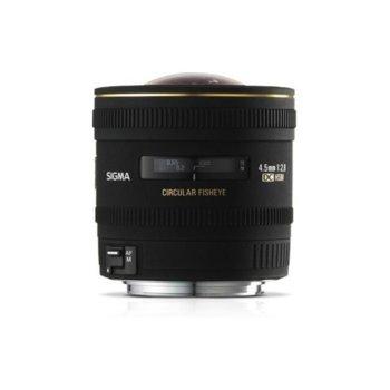 Sigma 4.5mm F2.8 EX DC HSM Circular Fisheye product