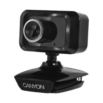 Уеб камера Canyon CNE-CWC1, 1600x1200 pix, микрофон image