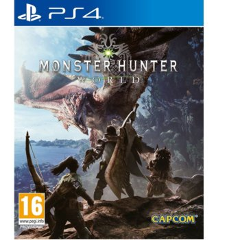 Monster Hunter World product