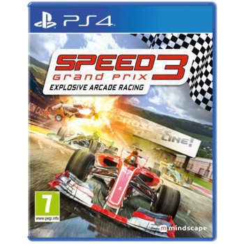 Игра за конзола Speed 3 Grand Prix, за PS4 image